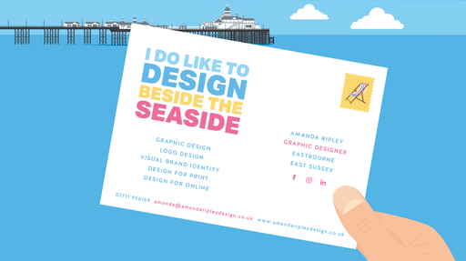 Graphic Designer, Eastbourne Sussex