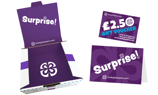 Packaging, Card, Gift Voucher Graphic Design