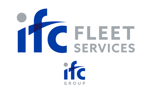 IFC Logo design and visual brand identity