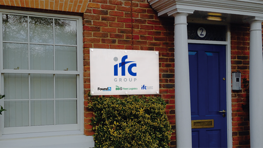 IFC Group Logo Visual Brand Identity